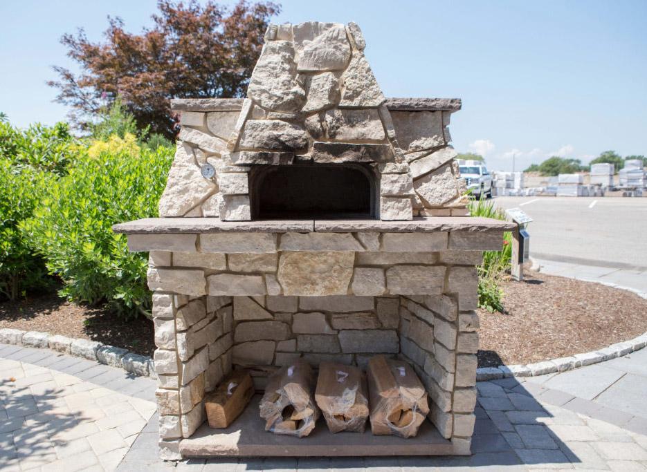 J&J Materials Outdoor Living Fireplaces Patios