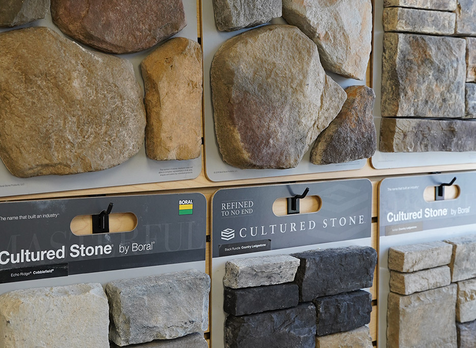 Cultered Stone