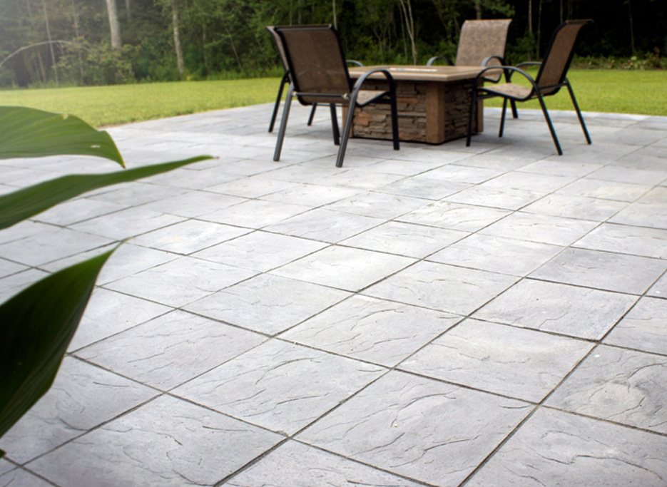 Nantucket Pavers Riven Stone Variegated